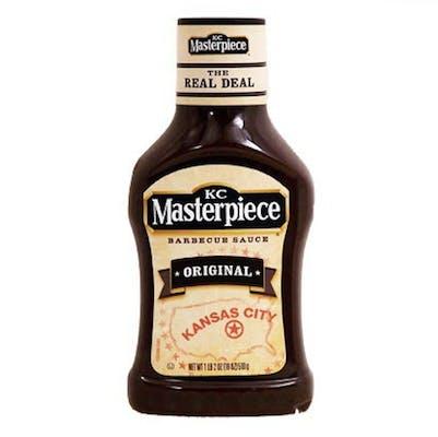KC Masterpiece Barbecue Sauce
