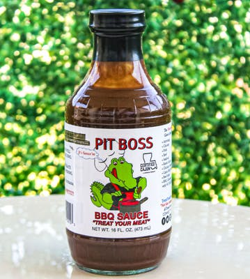 (16 oz.) Pit Boss Barbecue Sauce