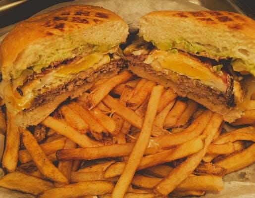 BYO Burger