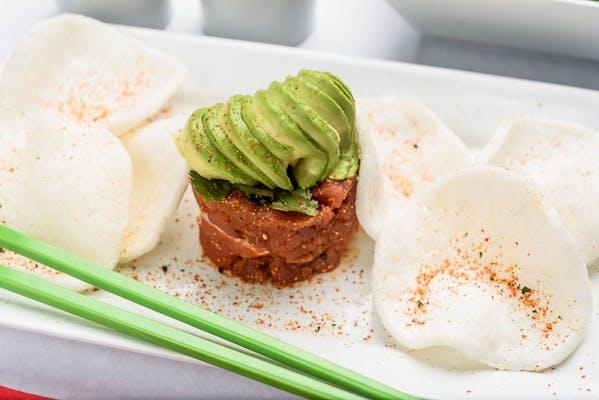 Avocado & Tuna Tartare