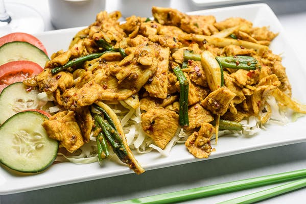 Spicy Curry Chicken