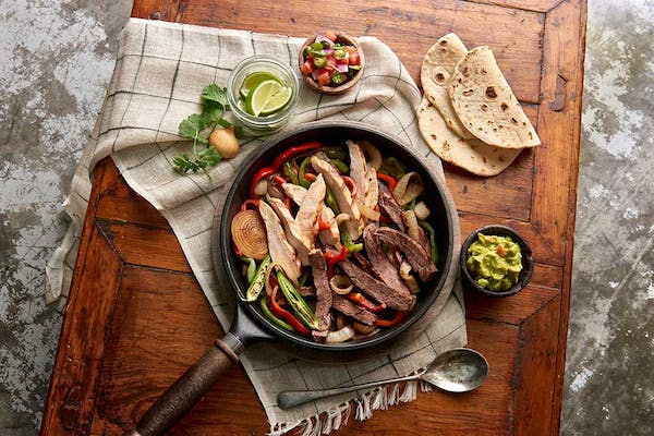 Fajitas for One