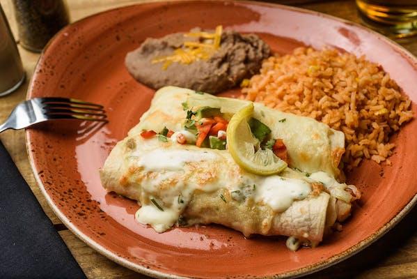 Cancun Enchiladas