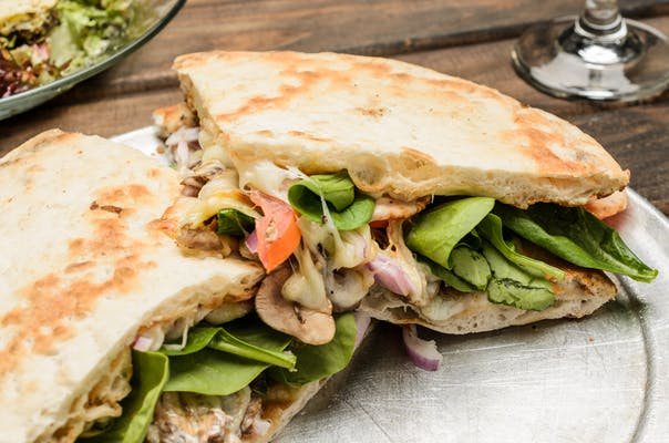 Veggie Tuscan Sandwich