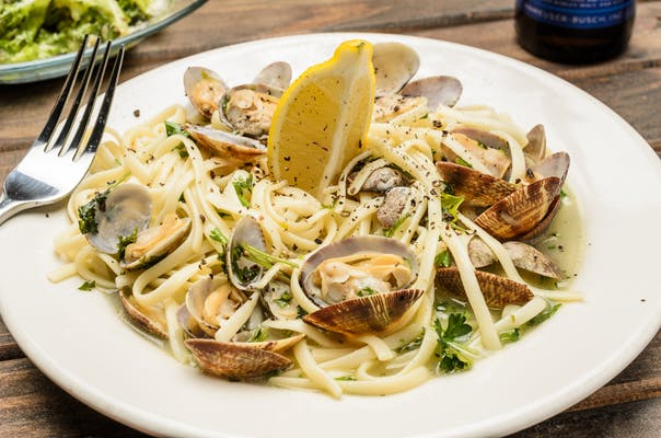 Linguine w/ Clams