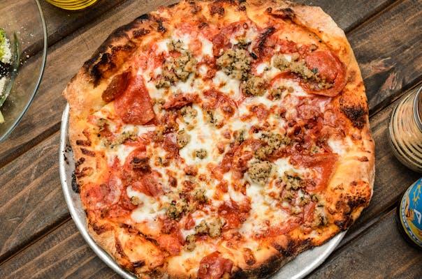 Abbondanza Pizza or Calzone
