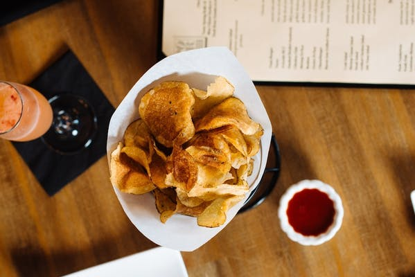 House-Cut Chips