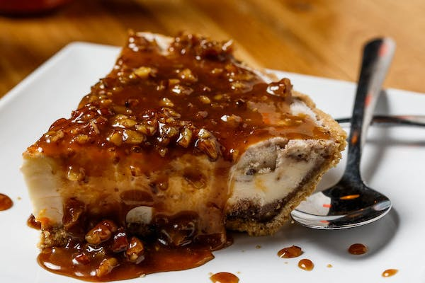 Homemade Toffee Pie