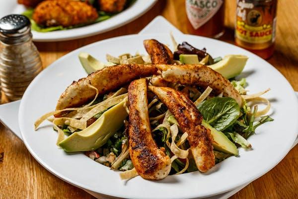 Bayou Chicken Salad
