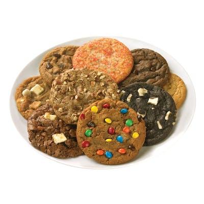 Buy (8) Assorted Cookies & Get (4) Free