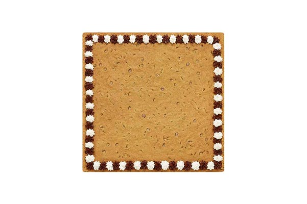 "(16"") Square Cookie Cake"