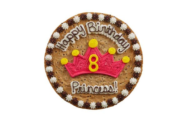 "(16"") Happy Birthday Princess Design Cake"