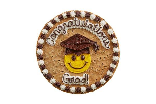 "(16"") Congrats Grad Design Cake"