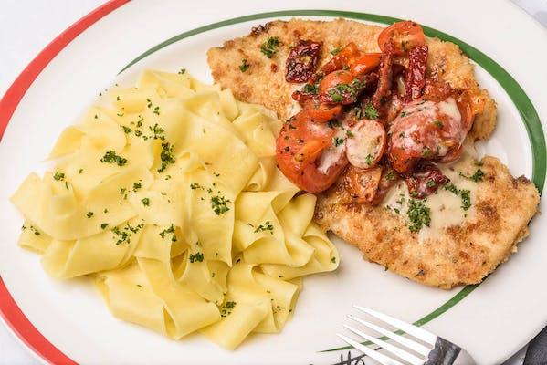 Pollo Tre Pomodori