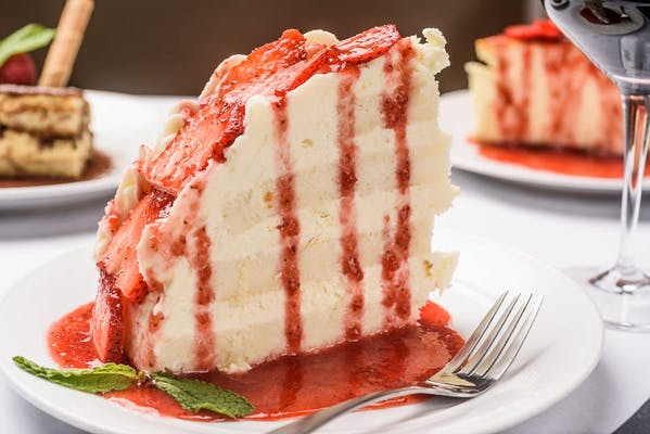 Strawberry Cassata