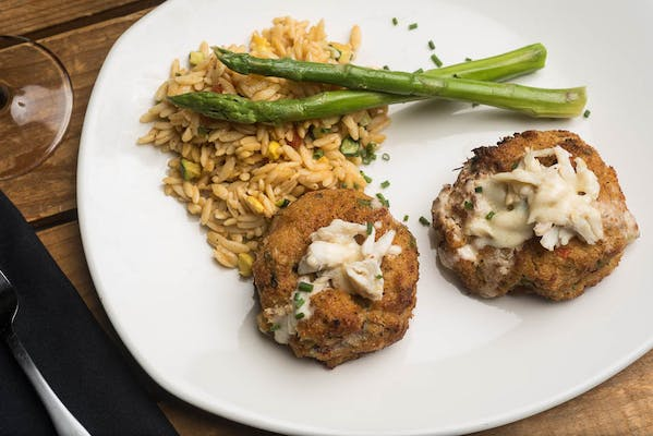 Lunch Crab Cake