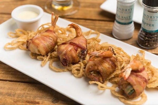 Lunch Shrimp Enbrochette App