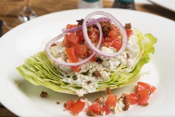 Lunch Iceberg Wedge Salad