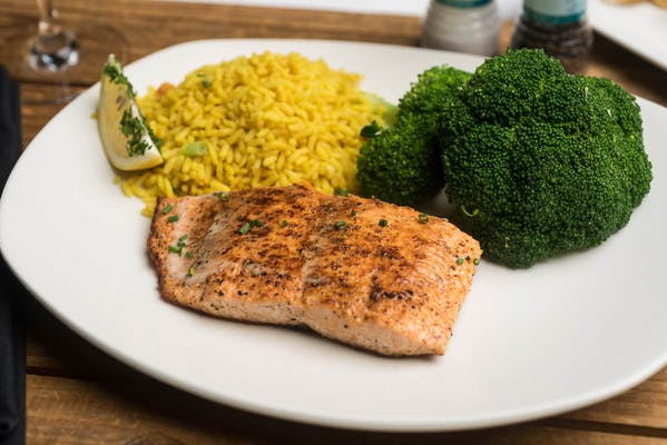 Lunch Salmon Fillet