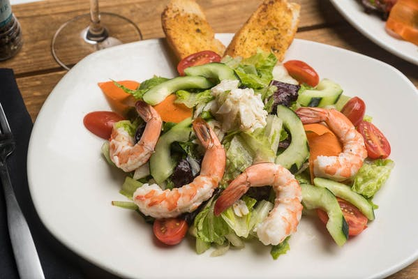 Lunch Seafood Salad