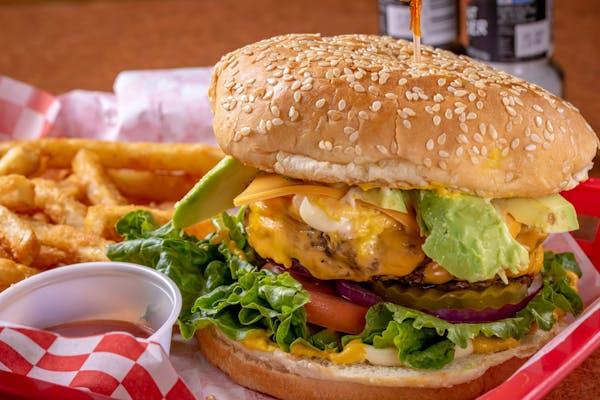 Avocado Burger