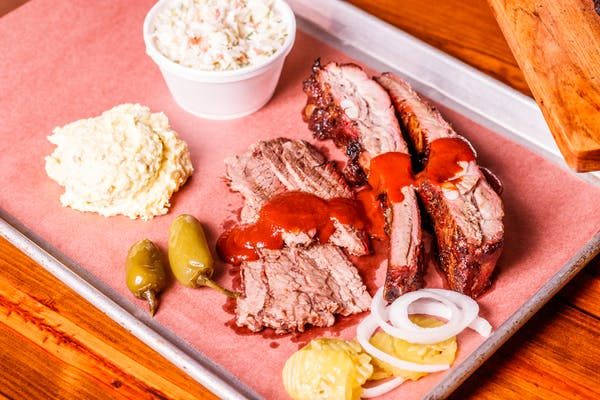 Two-Meat Combo Plate