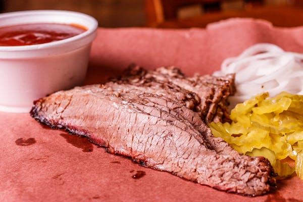 (½ lb.) Sliced Beef Brisket