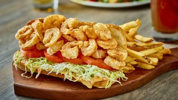 Po-Boy (Shrimp)