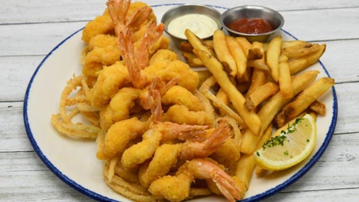 12 Fried Shrimp