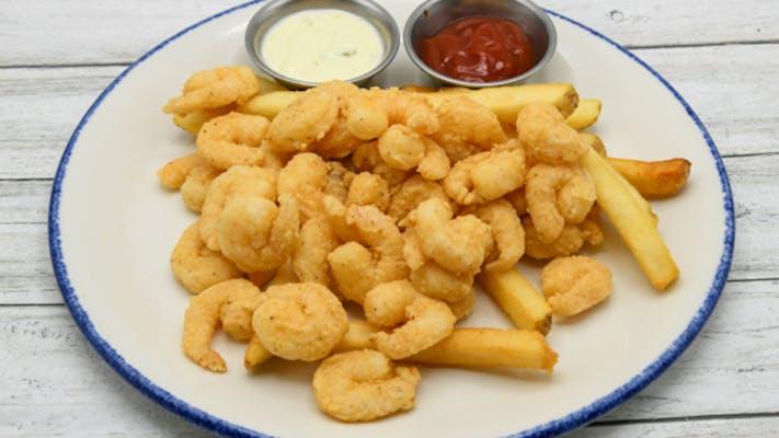 Kid's Fried Shrimp