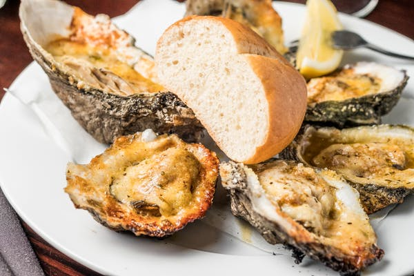 Chargrilled Oysters (6)