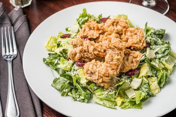 Mediterranean Oyster Salad