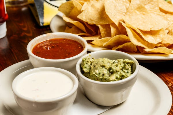 Chips, Salsa & Queso
