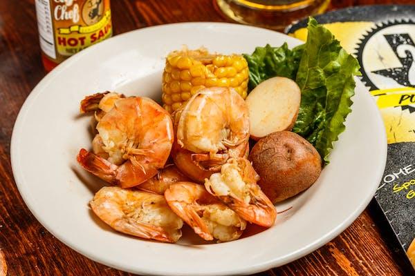 Spicy Boiled or Buffalo Shrimp