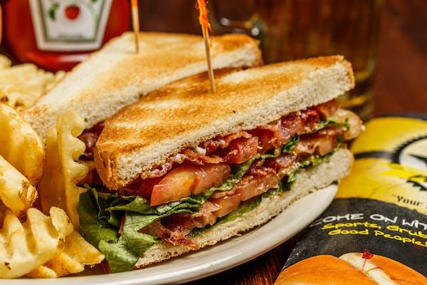 Texas Toast BLT Sandwich
