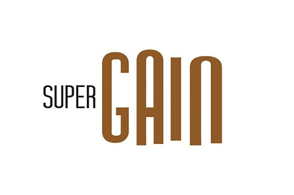 Super Gain Chocolate Banana Shake