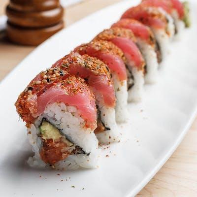 Tuna & Tuna Roll