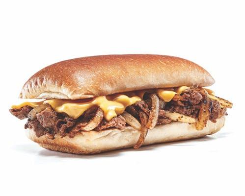 Philly Cheese Steak Stacker