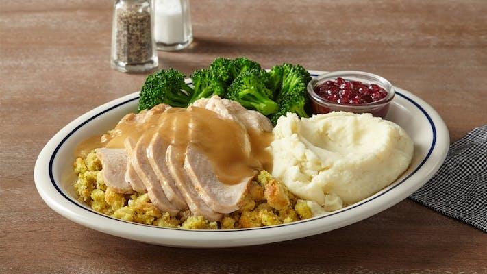 Roasted Turkey & Stuffing