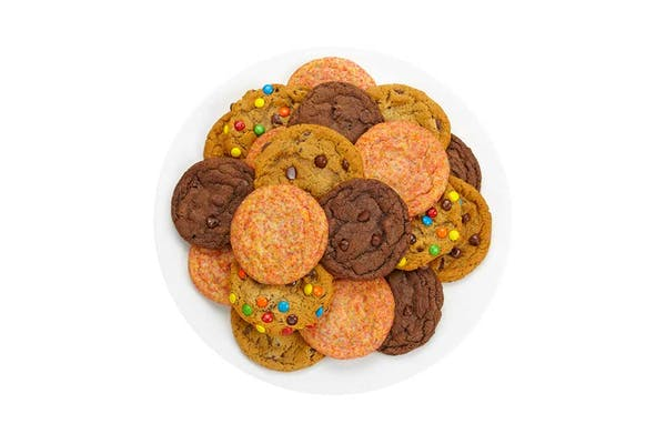 (1) Dozen Assorted Regular Cookies