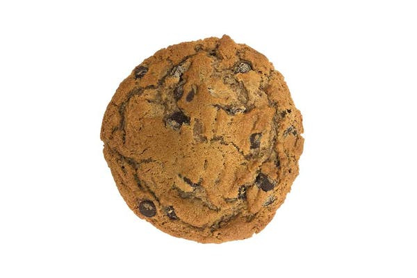 Chocolate Chip Colossal Cookie