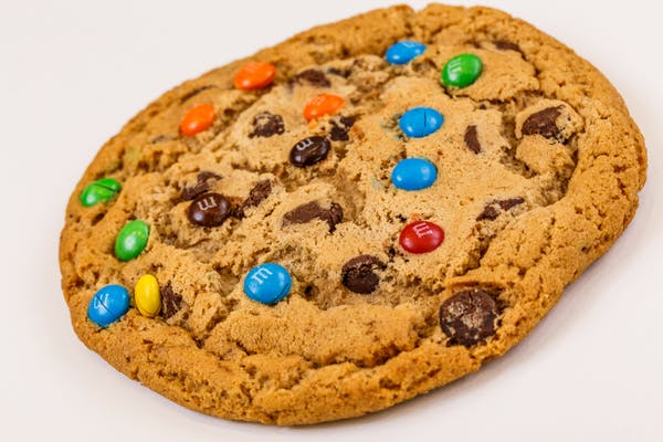 M & M Colossal Cookie