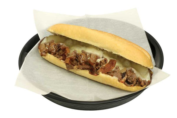 Bourbon & Bacon Cheesesteak