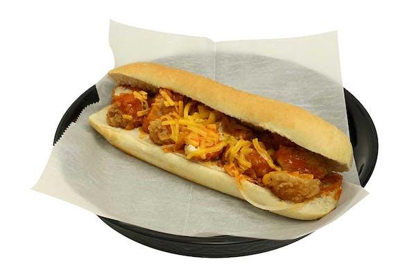 Crispy Buffalo Sandwich