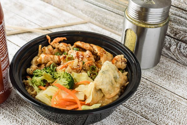 Chicken Teri Bowl