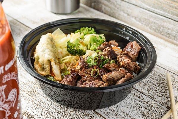 Steak Teri Bowl