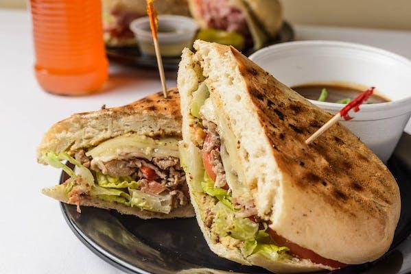 Nola Prime Rib Sandwich