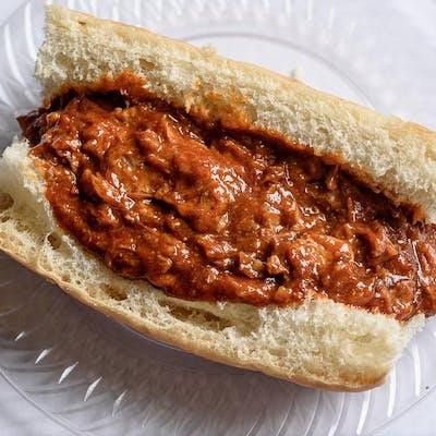 Barbecue Brisket Sandwich