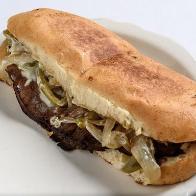 Philly Roast Beef Sandwich