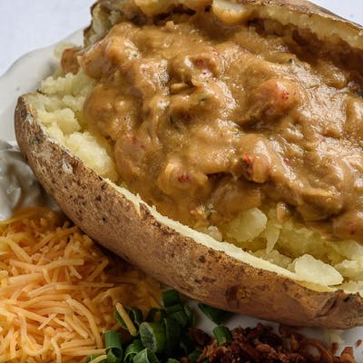 Crawfish Étouffée Potato